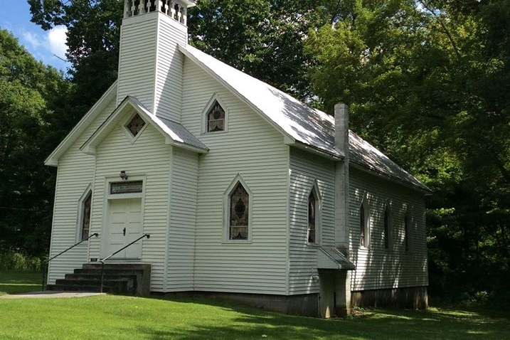 Historic Churches - Fifteen historic churches built in the 1800s are located throughout Craig County.