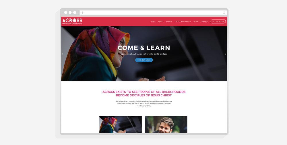 The Apple Yard Across Website