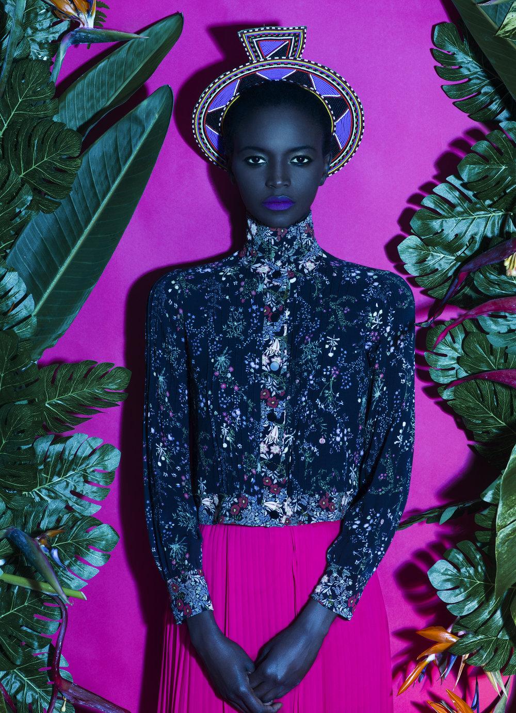 Look6 blouse- Zara, skirt- Kooples-4.jpg