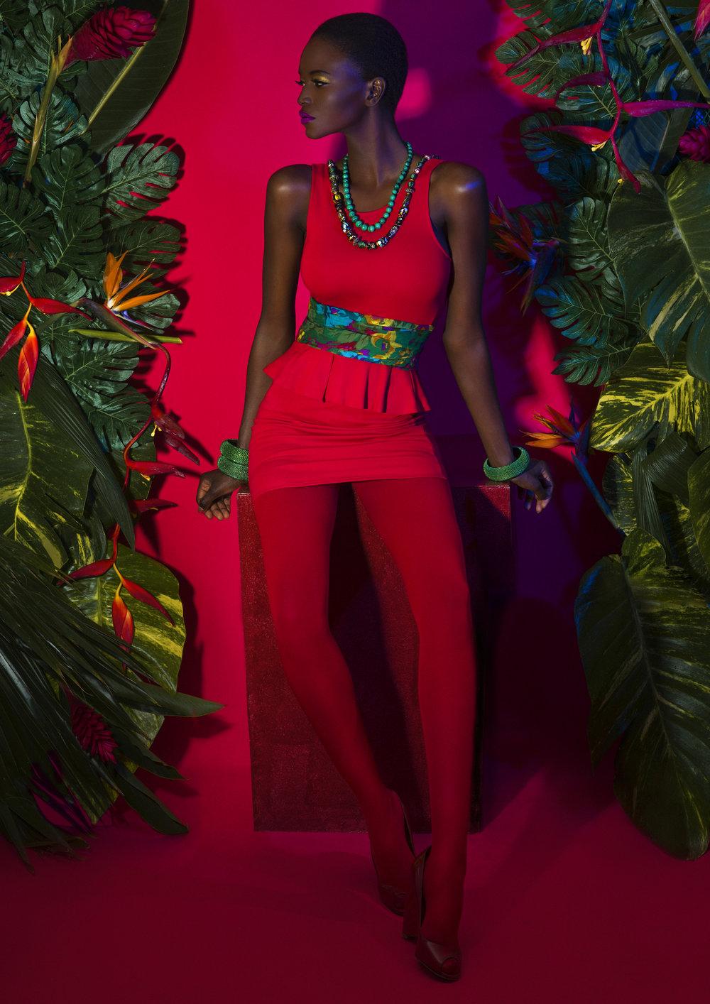 Look2 dress- Zara, shoes Dolce&Gabanna-1.jpg