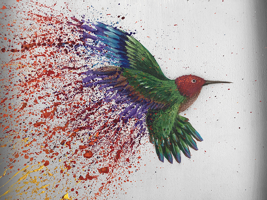 Hummingbird Mache.jpg