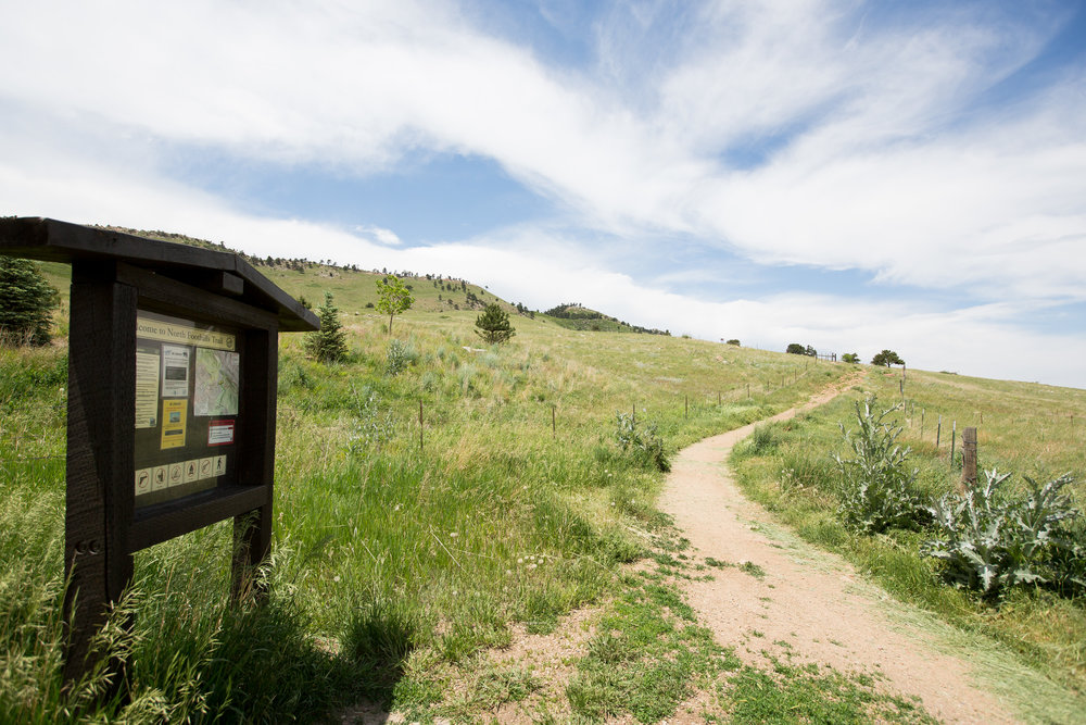 A quick hike out your front door? - Foothills Trailhead is out your back door connecting to Wonderland Lake, Hogback Ridge Trail, and Old Kiln Trail.
