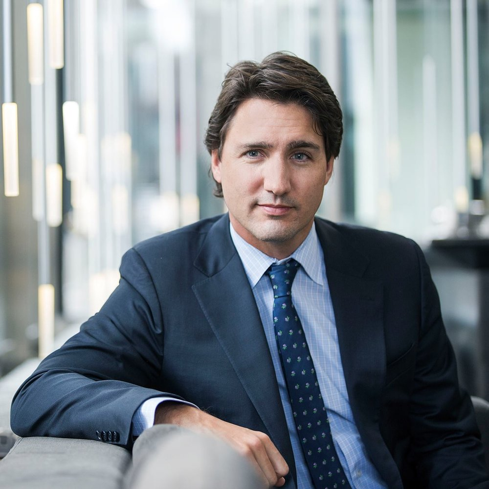 "Justin Trudeau - ""I believe that women and girls can do - and be - anything they want. But I also know that meaningful cultural change can't and won't happen when only half of the population works toward that change. Men need to act, to set examples, and be role models for youth, too."""