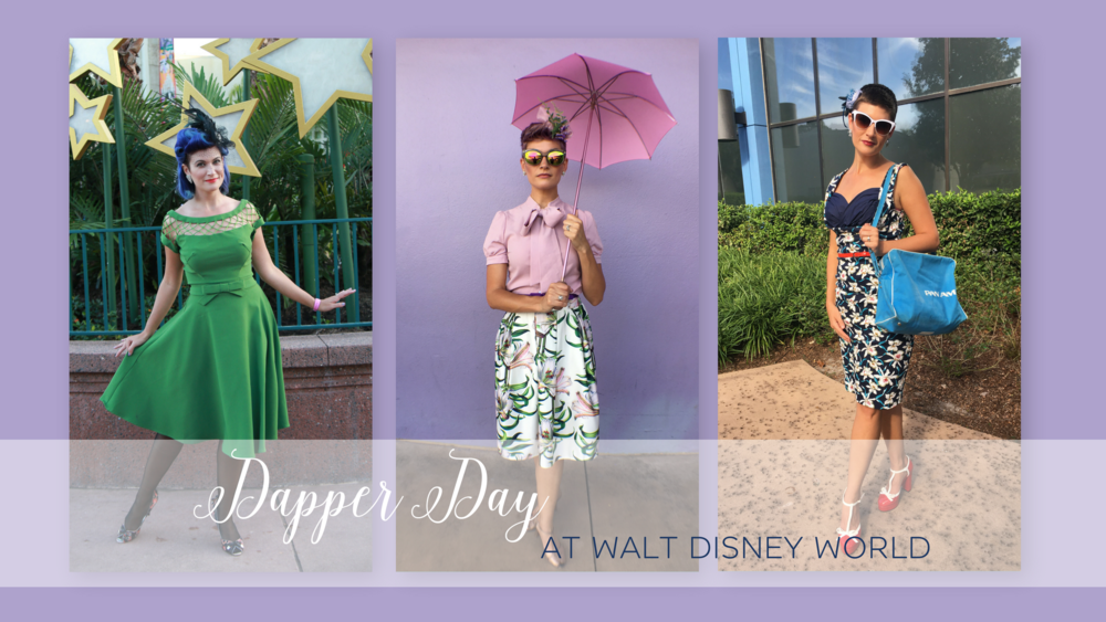 Dapper Day at Walt Disney World