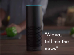 - An example: life at home with Alexa. Without advertising, we might find this new device too strange or too intrusive, and be unclear on what the benefit is to having one. Commercials help reflect what life can look like with Alexa, which begins to normalize it and makes us more receptive to buying one.
