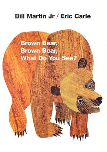 - 1. Brown Bear, Brown Bear, What Do You See? by Bill Martin Jr.A rainbow of delightful animals and sing-a-long text, what could be better?  The repetitive structure of this book creates a fun, easy read for your little ones.  The story covers an array of language elements, such as, color, animals and answering questions. It is recommended for preschool age, however, I started reading this to Q from infant age and always end up doing crazy voices and sounds.  I found that kids are highly attracted to this book and it's illustrations.