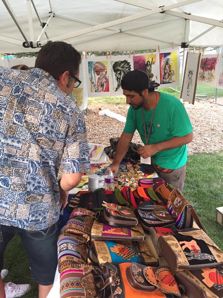 World Folkfest 2017 Springville, Utah.