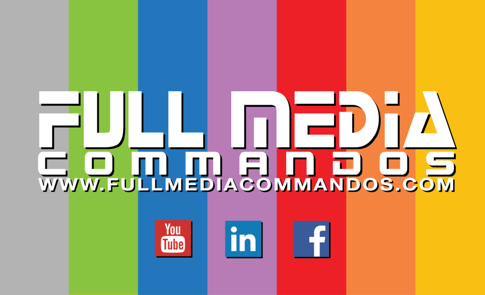 FULL MEDIA COMMANDOS - Artist Survivalist Resource  - Full Media Commandos is an entertainment-based platform providing an educational video series that covers the art and business encompassing all creative lifestyles! From interviews with professional independent contractors and entrepreneurs to showcasing their works and processes to using anecdotal skits and performances that cover a range of themes and challenges we face everyday while building our brands. FMC was developed by Snakebite Cortez as an artist survivalist resource.