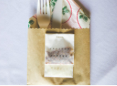 SILVERWARE PACKETS  BUY: $1 EACH                {you supply napkins and silverware, we assemble}