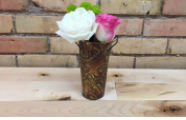 BRONZE VASES                QUANTITY: 15                   RENT: $1 EACH