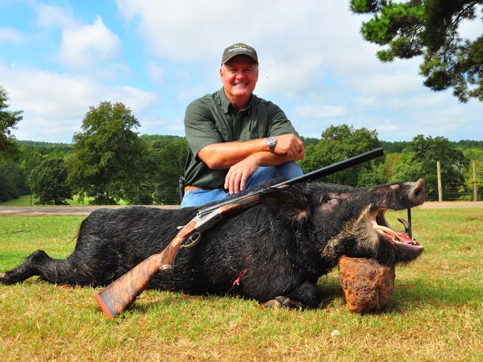 Wild Hog -
