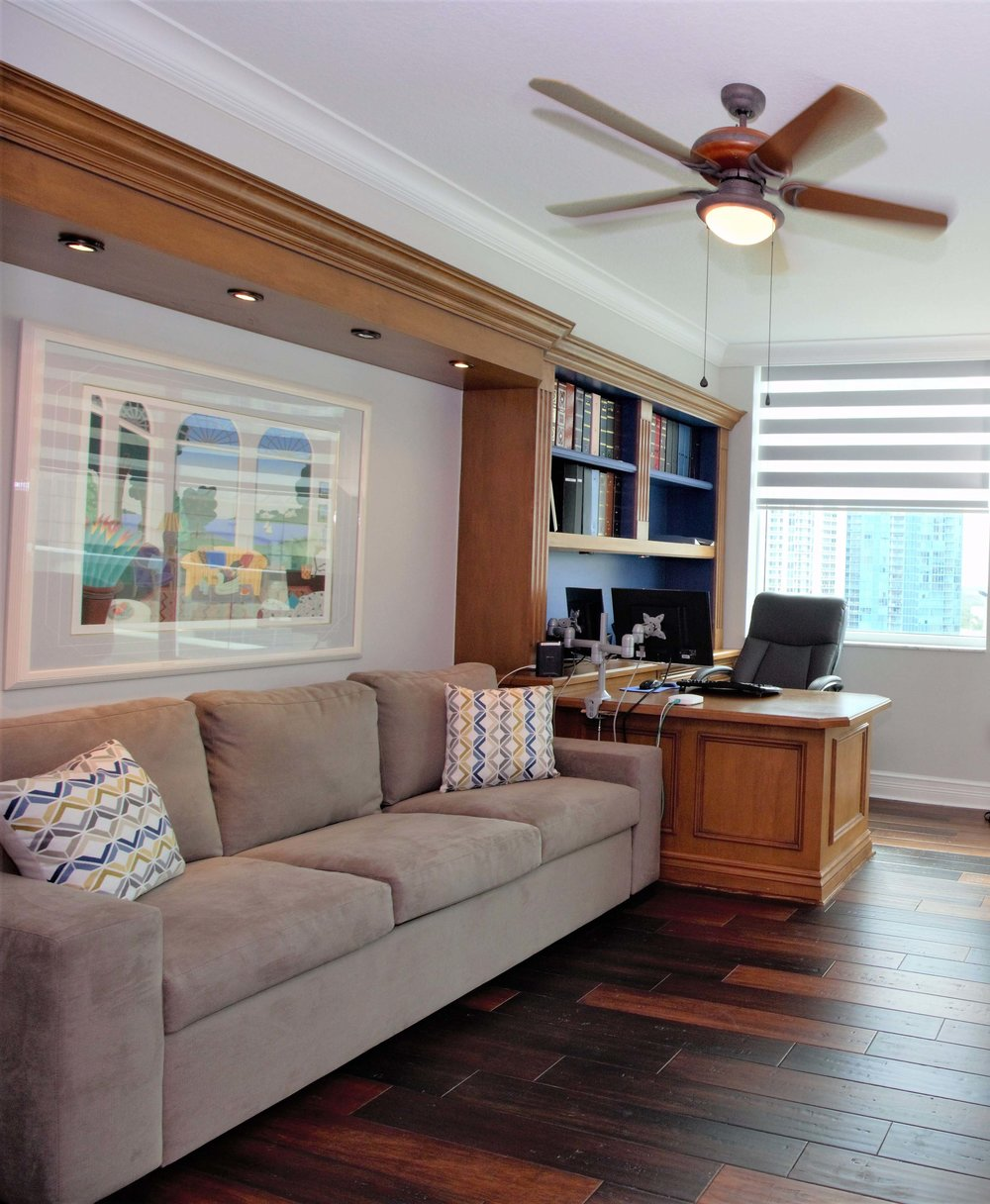 Our experience with Sheffield was great. It was nice to find a construction and maintenance company that we can trust their prices and professionalism! - - Resident of Fort Lauderdale