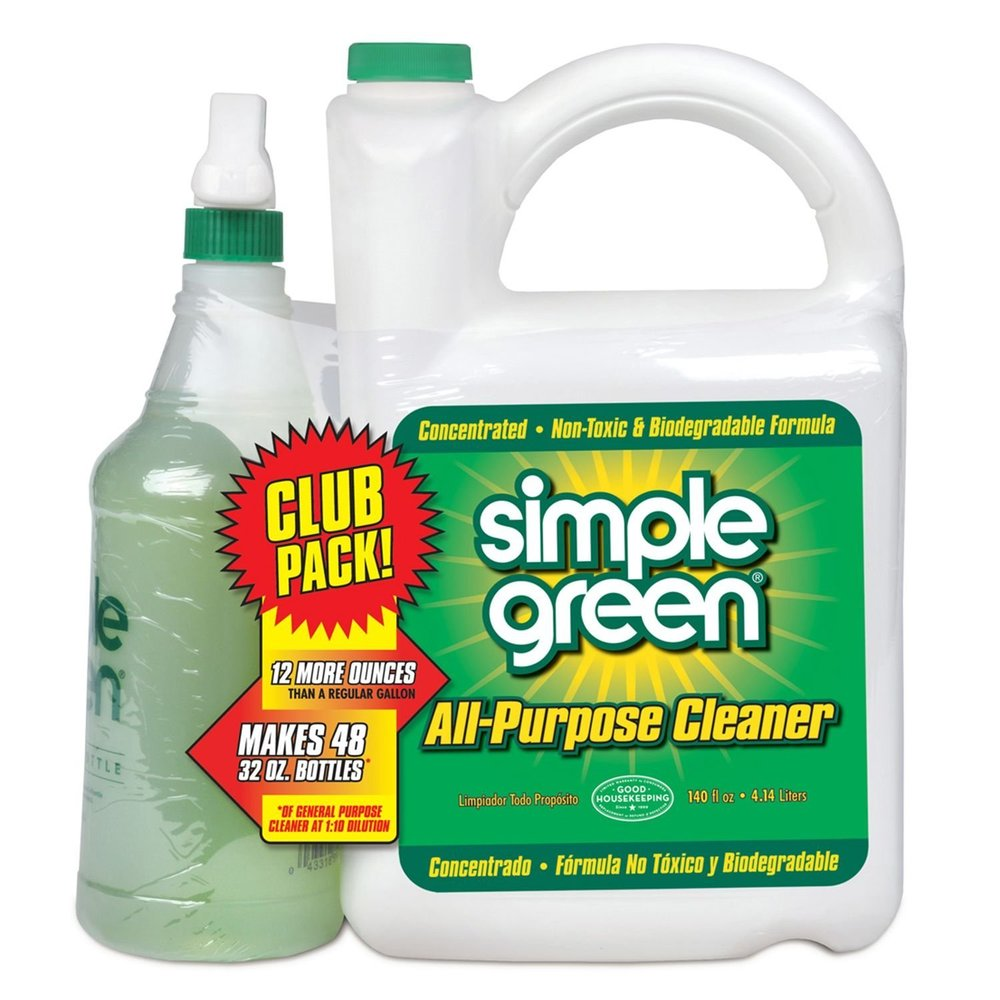 Use to freshen artificial turf.  http://simplegreen.com/cleaning-tips/rooms/pets/artificial-turf/