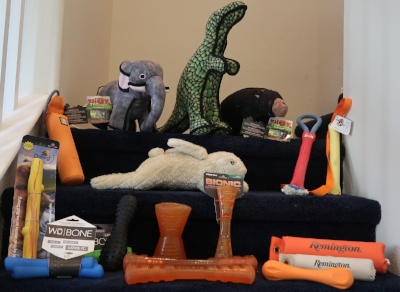Sporting & Gun Breed Dog Toys - Buyer's Guide page 6