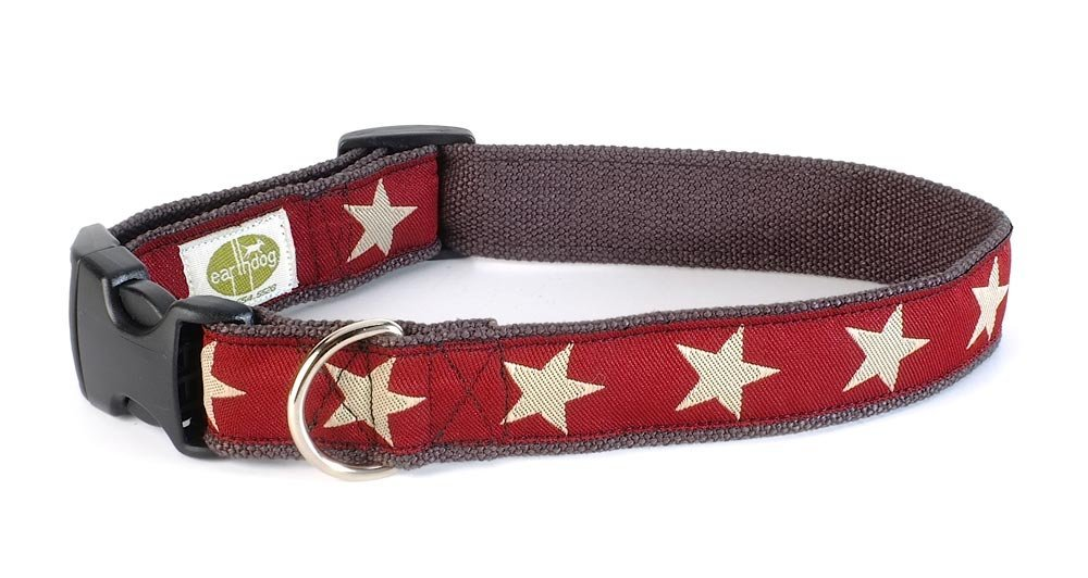Quick Release Buckle Collar. Earth Dog