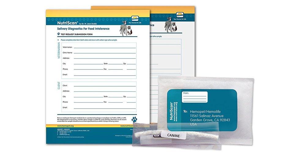 ….ORDER NutriScan Test Kit