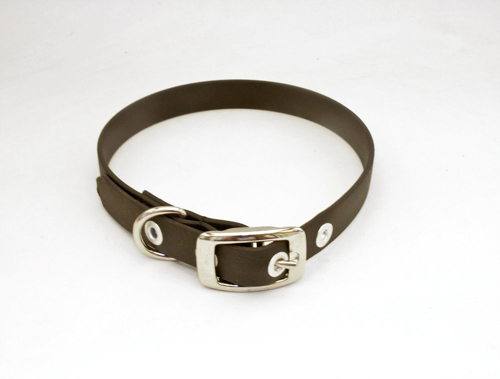 CANINUS COLLARS FAUX LEATHER