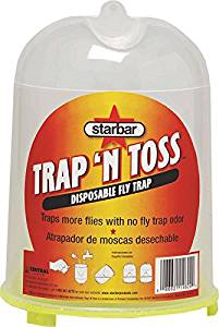 TRAP 'N TOSS DISPOSABLE TRAP