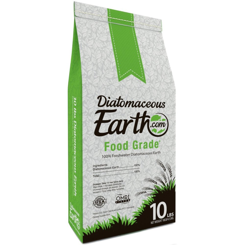 DIATOMACEOUS EARTH 10lb