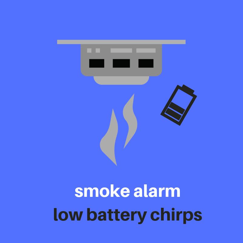 Low Battery Smoke Alarm Beeps Homeskooling 4 Dogs