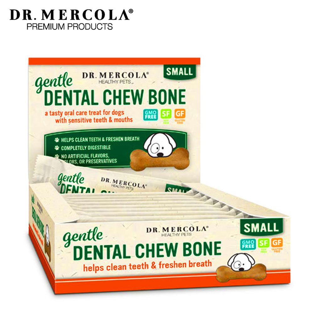 SMALL UNDER 25 LBS  (GENTLE CHEW)