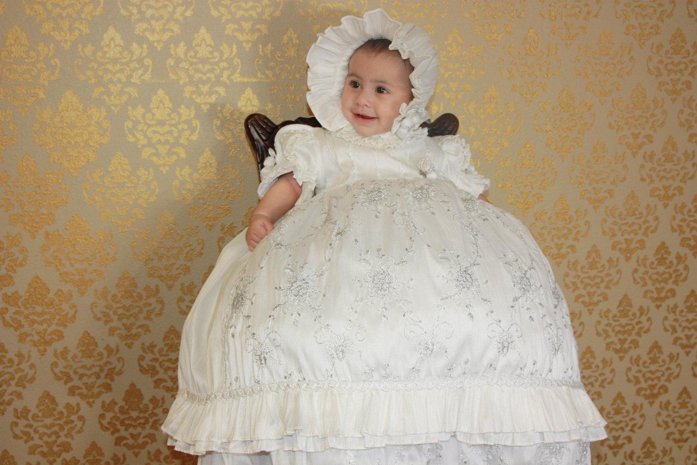 Precious Baby Baptism Dresses