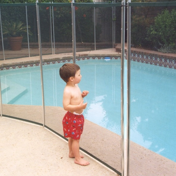Great fences make great pools.