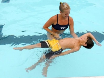 Swimming lessons for everybody!