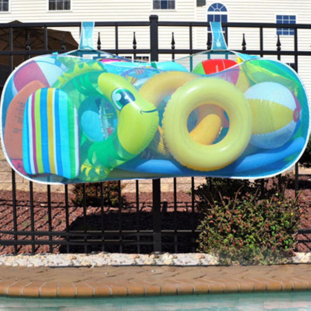 Cleaning and Storage of Pool Toys — Serenity Pools