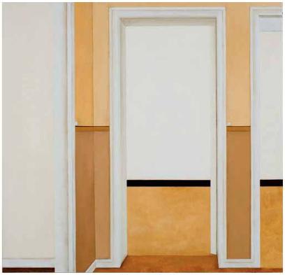Abstracto 1.2007, Acrilico Sobre Lienzo, 100x100cm.