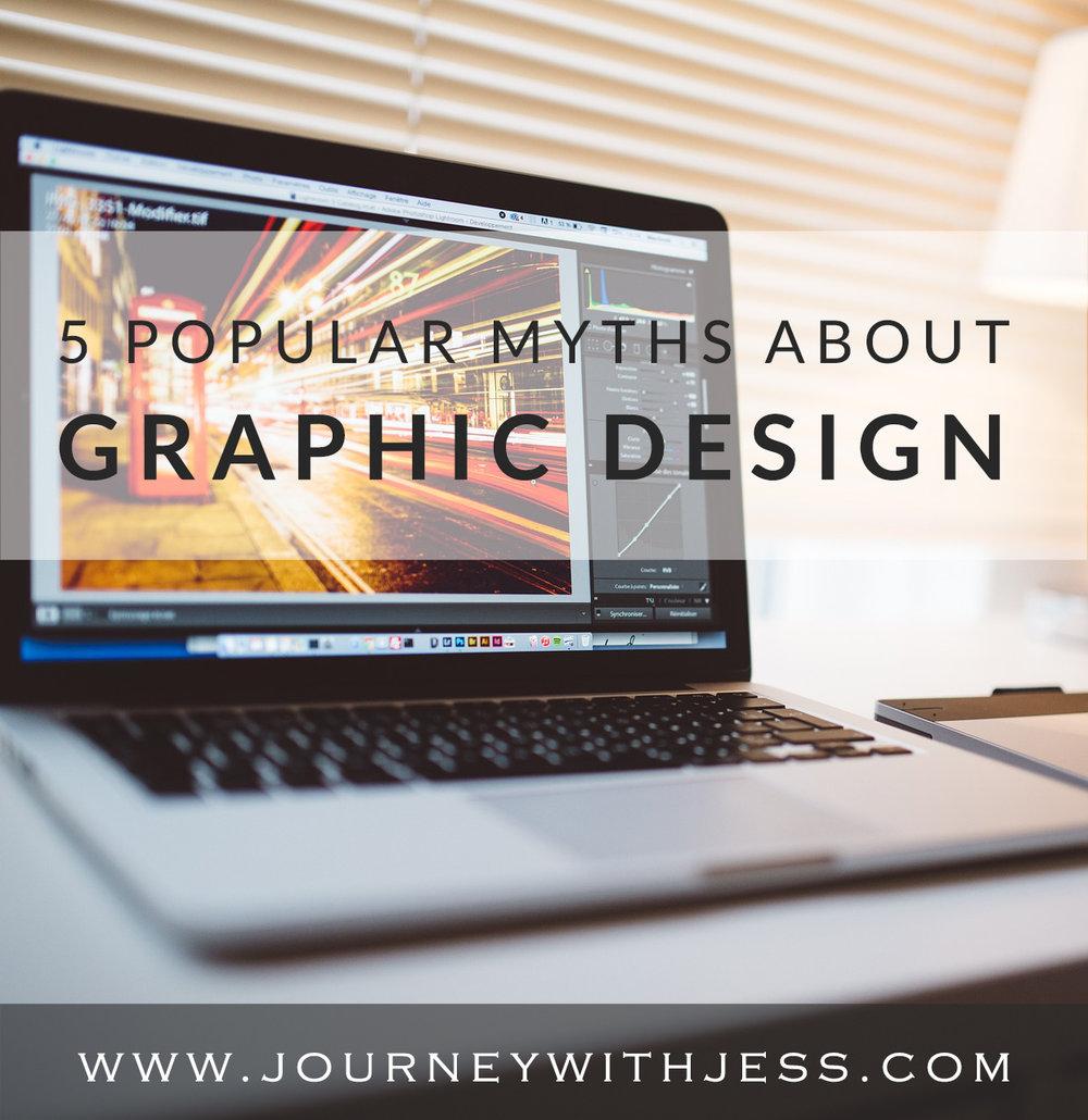 Graphic Design Myths