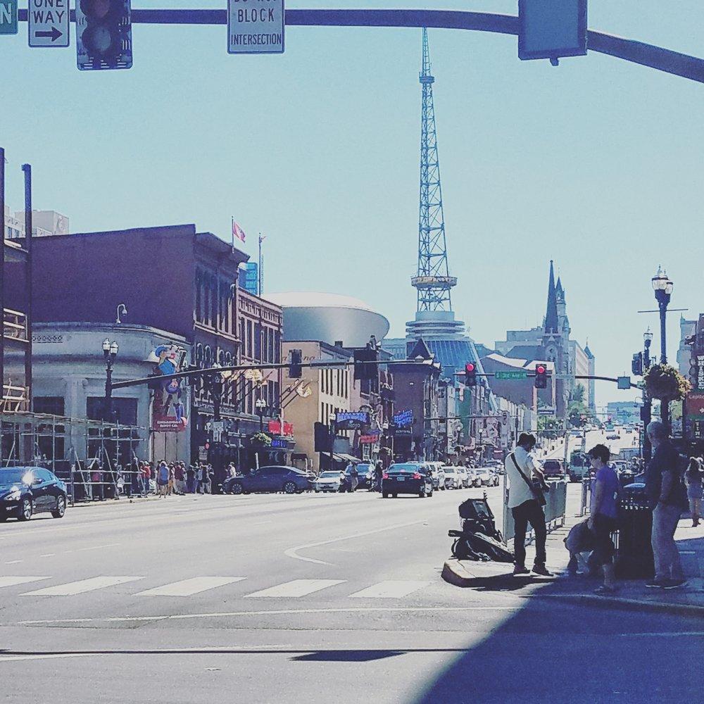 Nashville, TN - Broadway Street
