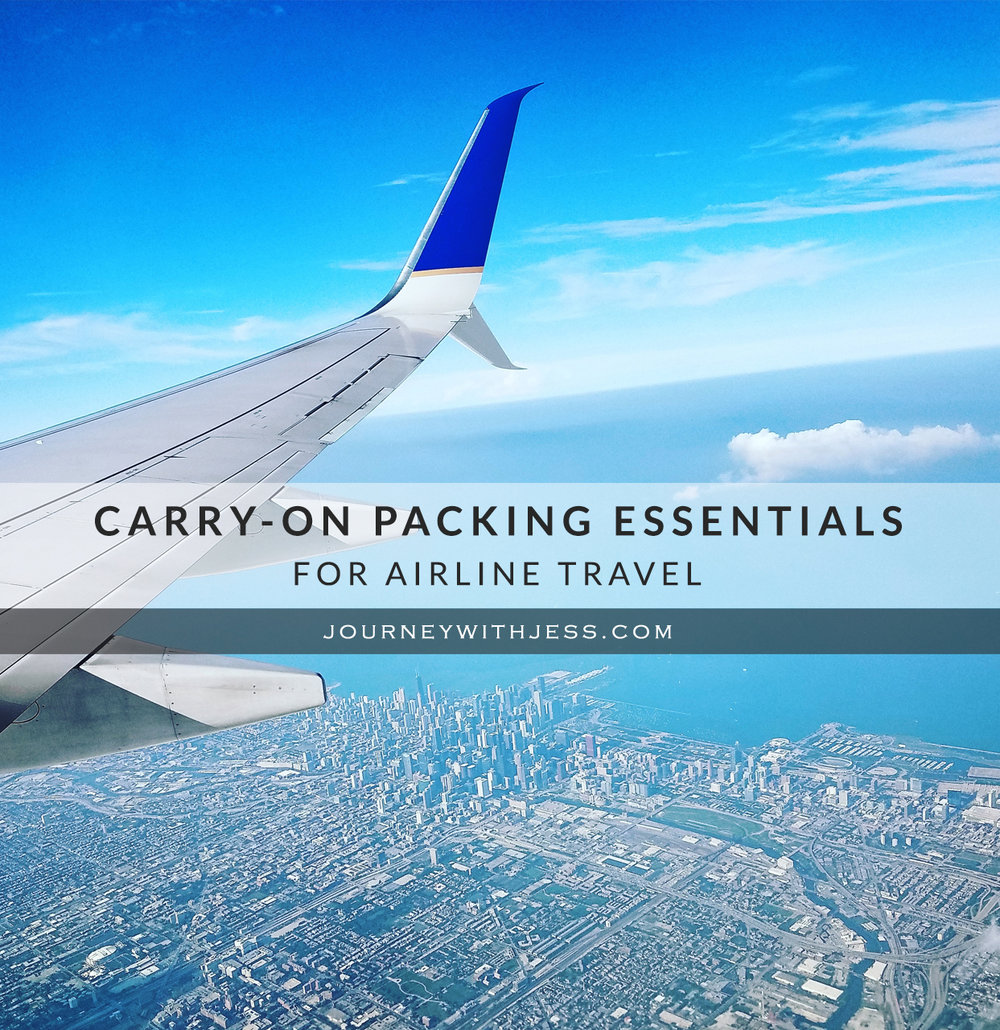 Carryon-packing-essentials