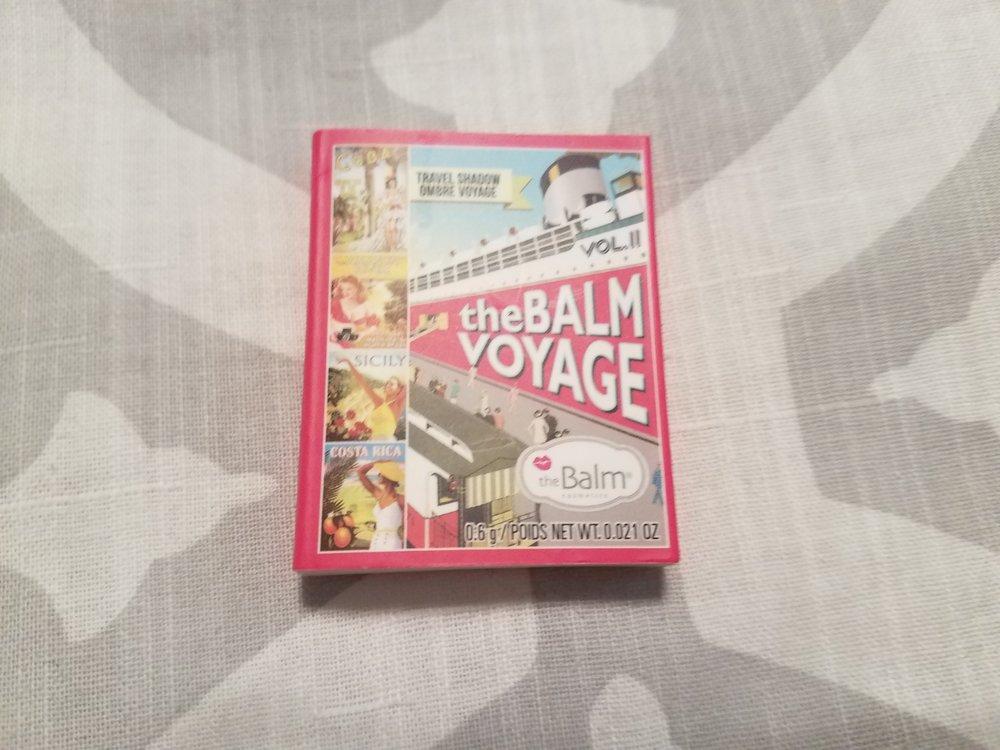 theBalm Voyage Vol. 2 Eyeshadow