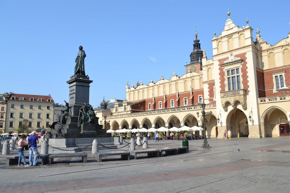 Main Market Square Krakow