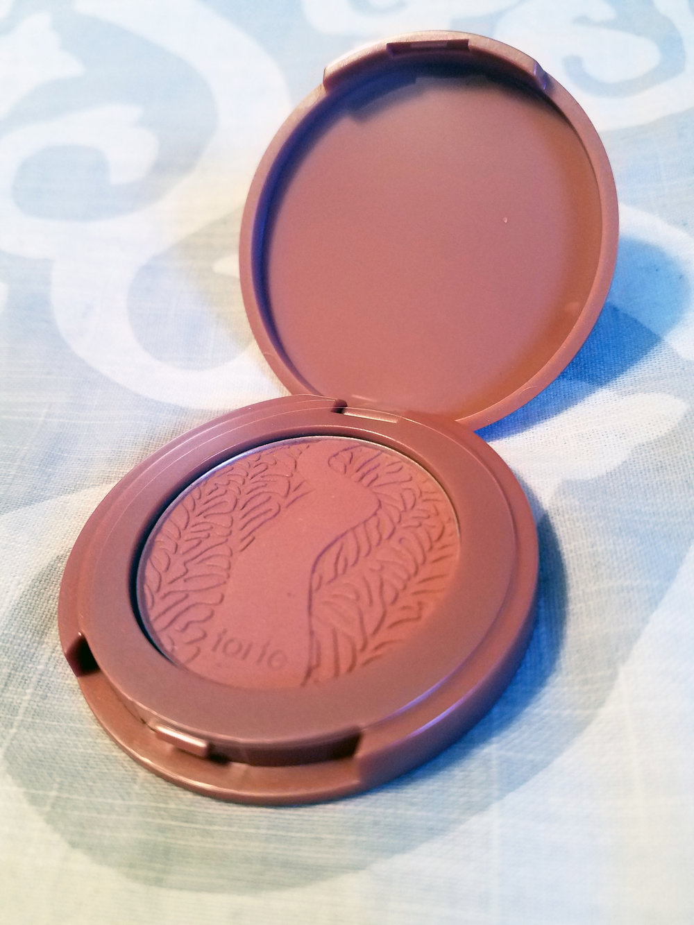 TARTE Deluxe Amazonian Clay 12-Hour Blush in Feisty, Quirky, or Idol