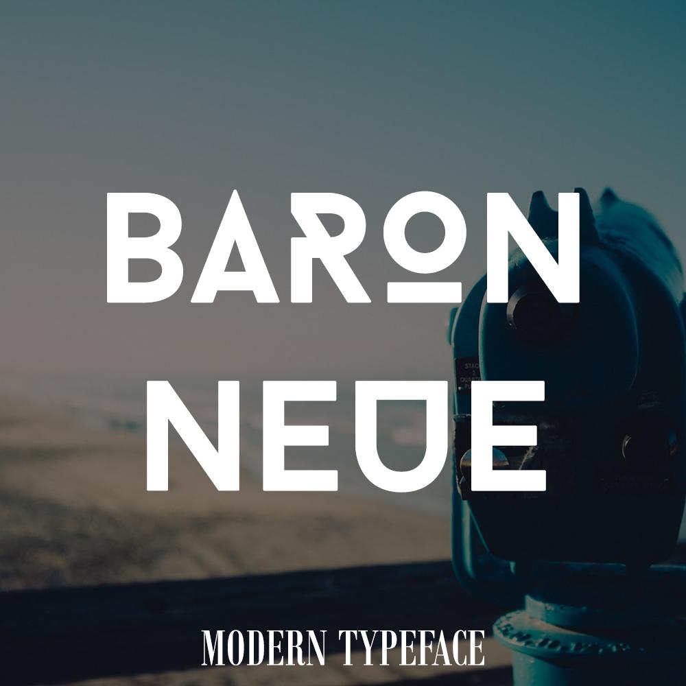 baronneue-font