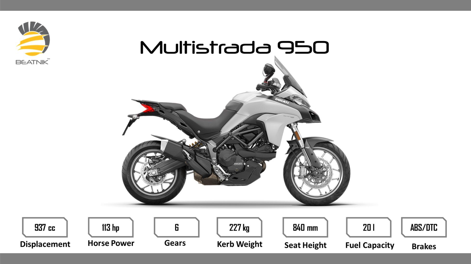 Book Ducati Multistrada