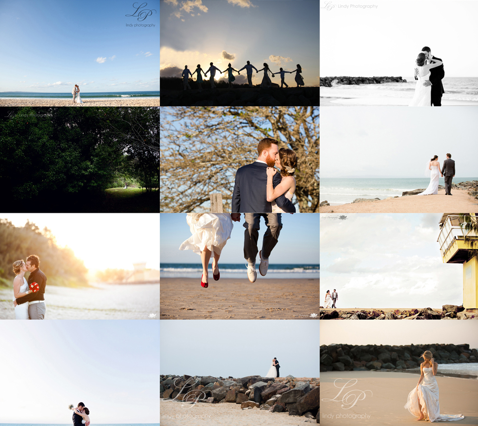 Noosa Wedding Photographer Lindy Yewen Photography