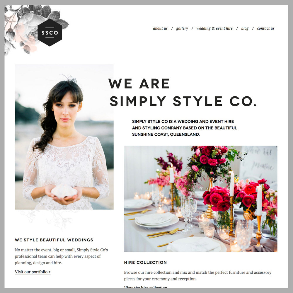 Simply Style Co Planning & Decorating