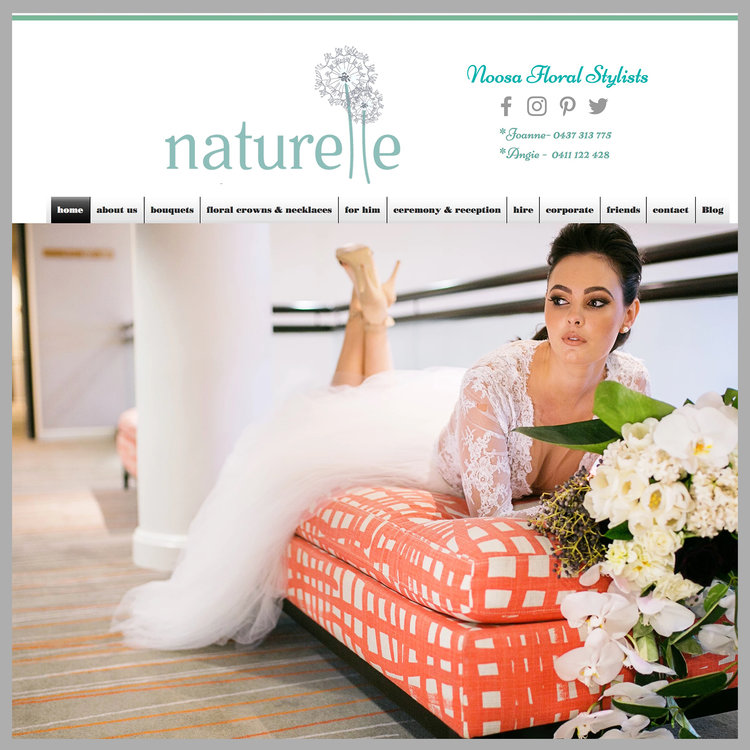 Naturelle Florist and Stylist