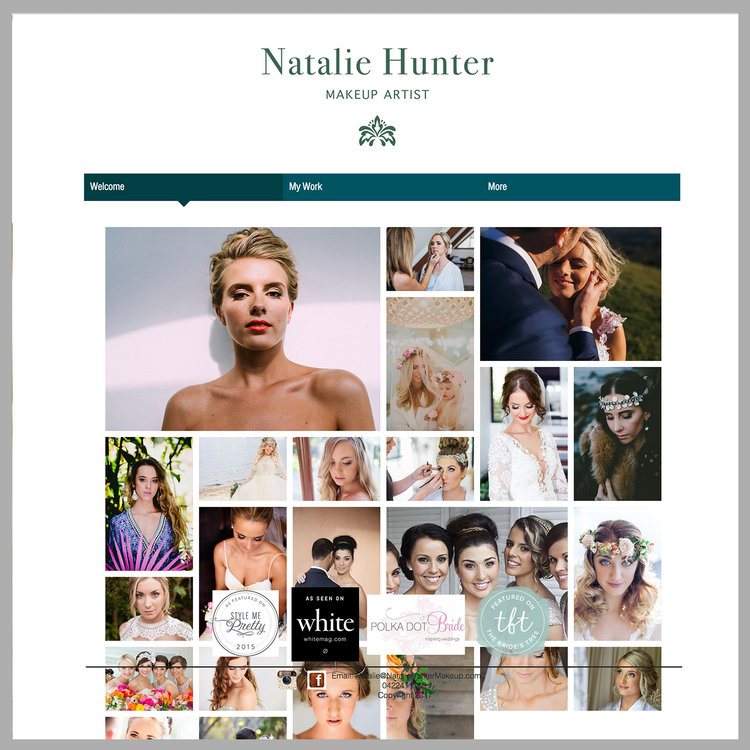 Natalie Hunter Makeup