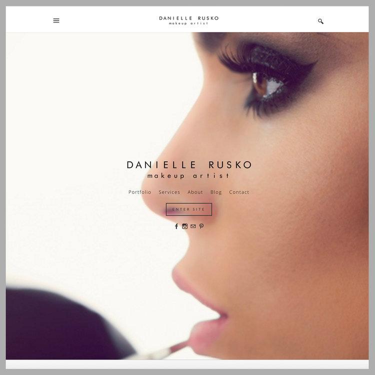 Danielle Rusko Makeup
