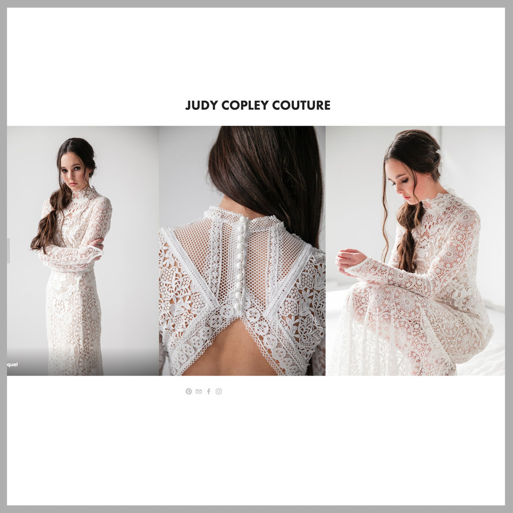 Judy Copley Couture