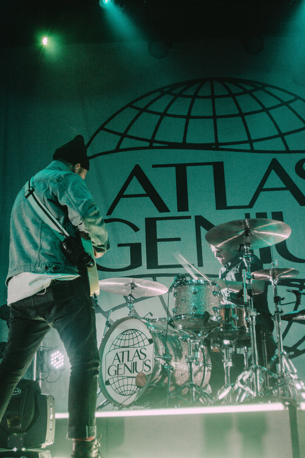 John & Michael / Atlas Genius