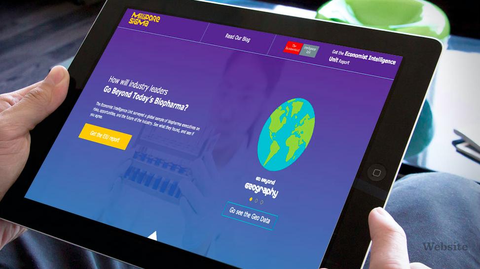 MilliporeSigma Data Website Linus