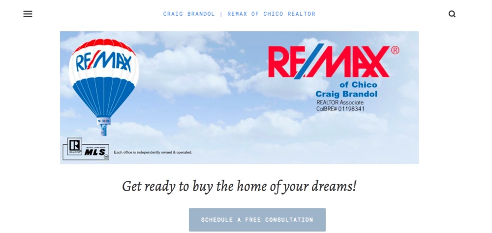 Craig Brandol with REMAX