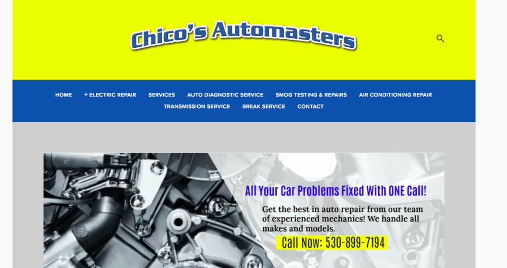 Chico Automasters