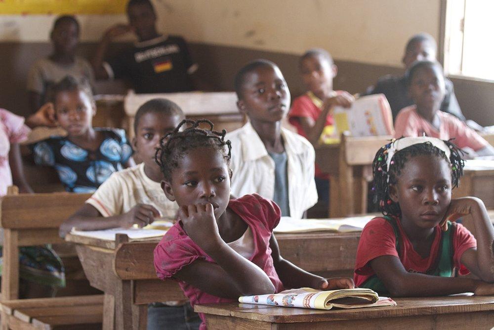 Mozambique -