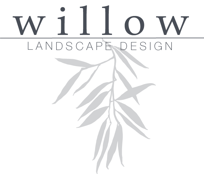 willow landscape design